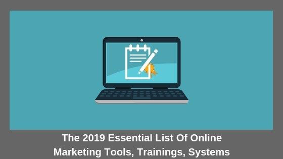 Online Marketing Strategies Courses and Best Online Marketing Tools 2019