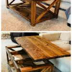 Coffee Table Set Plans and Woodworking Project Gift Ideas