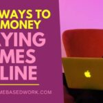Earn Real Money Online By Playing Games and Online Marketing Blogs