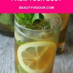 How To Detox Your Colon / What To Drink To Detox Your Body