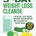 How To Lose Only Belly Fat / Detox Diet At Home