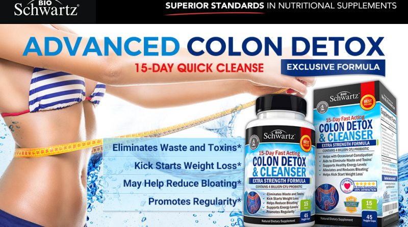 How To Make A Colon Cleanse / How To Lose Belly Fat In 5 Days