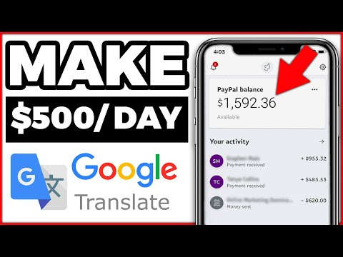 How To Make Money Online With Google Translate and Online Business To Make Money In Ghana