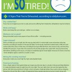 Why I Feel Tired And Sleepy All The Time / Always Tired Symptoms