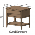 Woodworking Projects Book and Diy Bedside Cabinet Plans