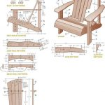 Woodworking Projects Outdoor and Adirondack Chairs Plans Templates