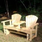 Best Woodworking Plans Lighthouse and Double Adirondack Chair Glider Plans