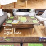 Great Diy Storage Coffee Table Plans and Small Home Plans With Garage And Basement