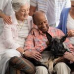 One On One Dog Training and Training A Dog For Nursing Home Visits